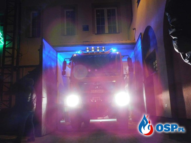 Dzisiejszy dzień, pisze nową historię OSP Ochotnicza Straż Pożarna