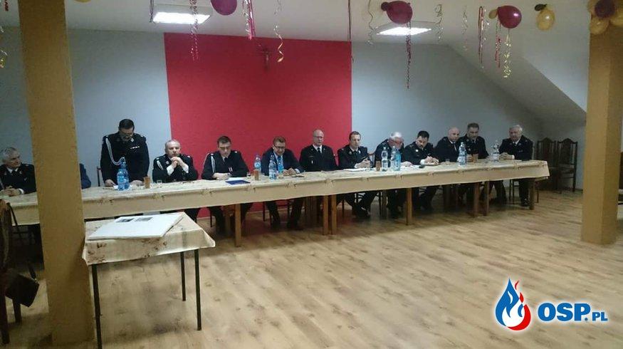 Zebranie sprawozdawcze OSP Gózd OSP Ochotnicza Straż Pożarna