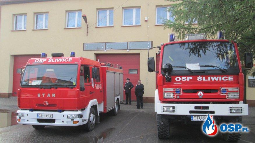 Rusza profil OSP Śliwice na nowym portalu osp.pl OSP Ochotnicza Straż Pożarna