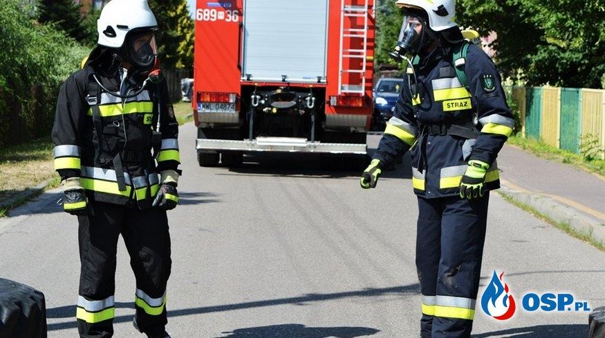 IGRZYSKA POŻARNICZE FIREMAN OSP Ochotnicza Straż Pożarna