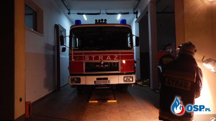 Nasze działania 2011/2012r. OSP Ochotnicza Straż Pożarna