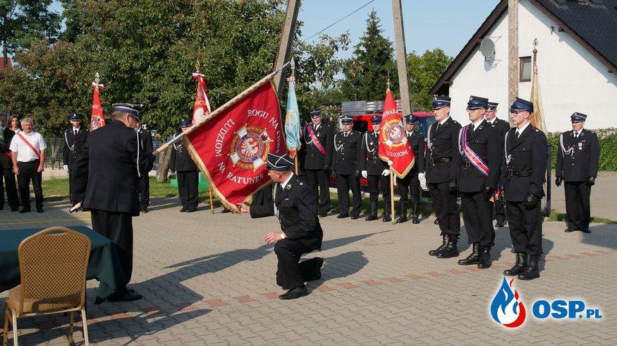 Uroczystość 100–lecia Ochotniczej Straży Pożarnej w Morzewie [ZDJ/FILM] OSP Ochotnicza Straż Pożarna