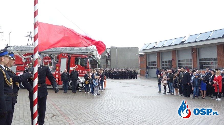 Dzień Strażaka w KM PSP w Płocku OSP Ochotnicza Straż Pożarna