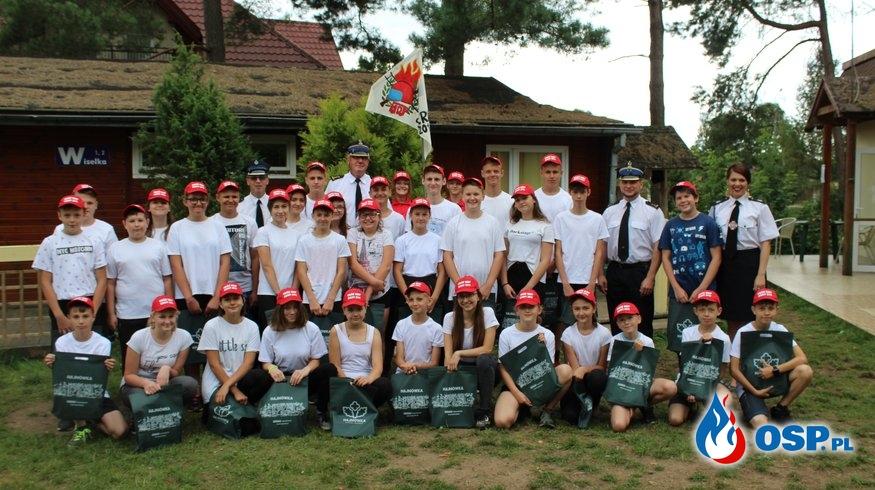 Oboz szkoleniowo-wypoczynkowy MDP OSP Ochotnicza Straż Pożarna