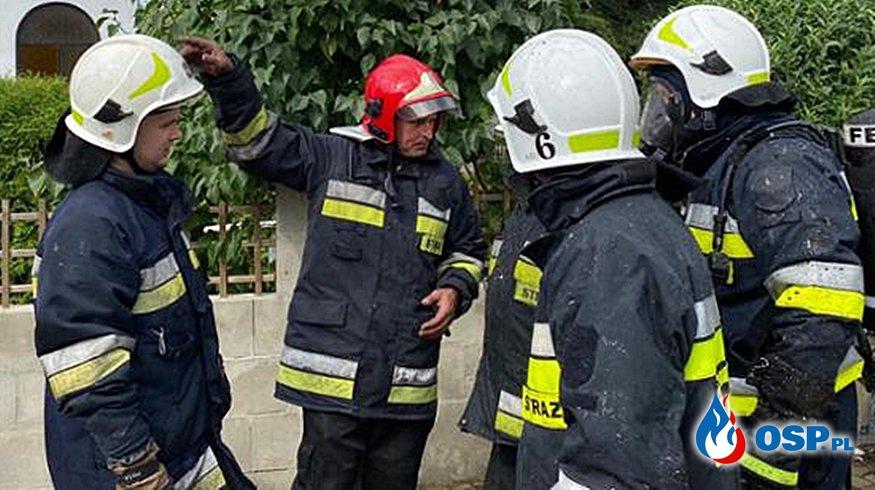 KG PSP: W 2021 roku zaplanowano więcej szkoleń podstawowych dla strażaków OSP OSP Ochotnicza Straż Pożarna