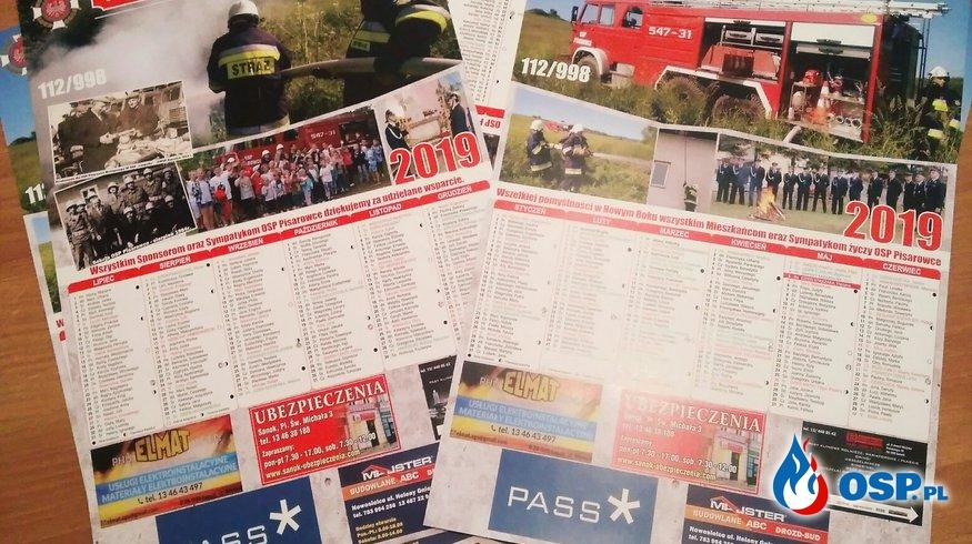Akcja Kalendarz OSP Ochotnicza Straż Pożarna