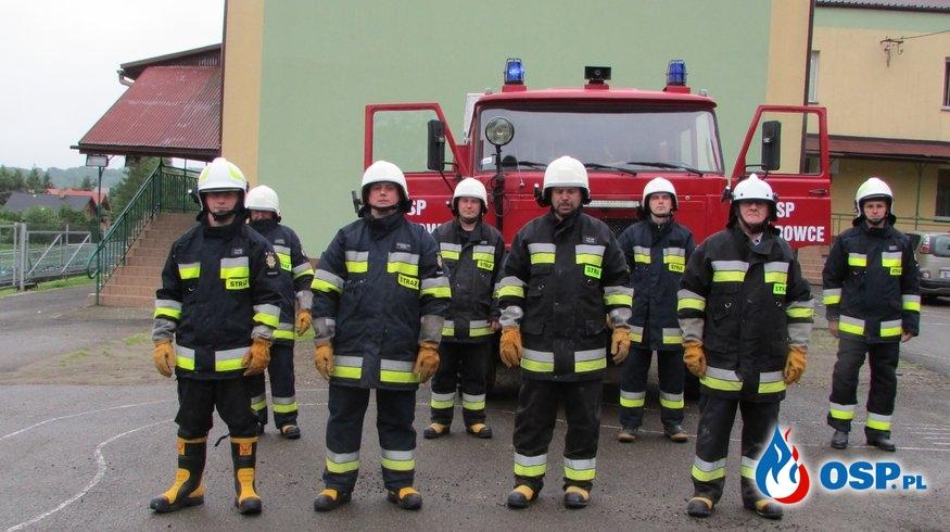Pisarowskie #gaszynchallenge OSP Ochotnicza Straż Pożarna