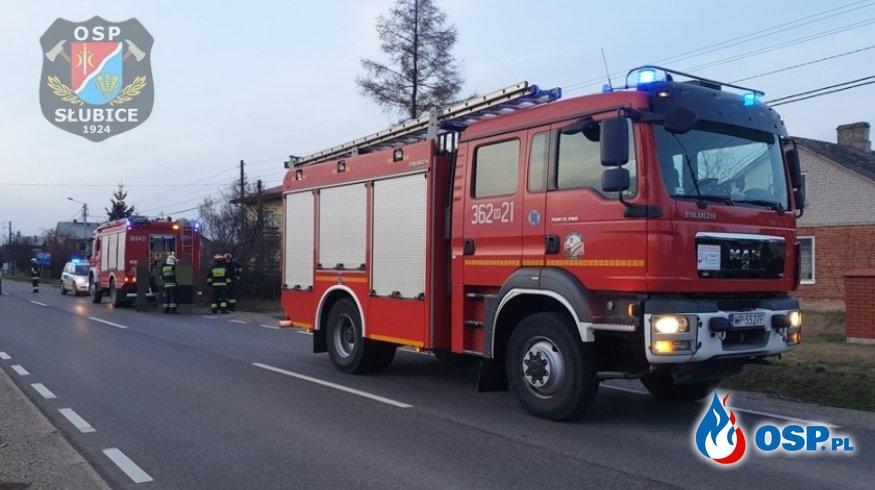 Pomoc w otwarciu mieszkania OSP Ochotnicza Straż Pożarna