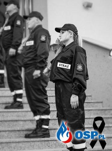 22-letnia druhna OSP Markusy zginęła w wypadku. Auto wpadło do wody. OSP Ochotnicza Straż Pożarna