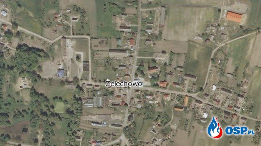 Kolejny wyjazd do Żelechowa. OSP Ochotnicza Straż Pożarna