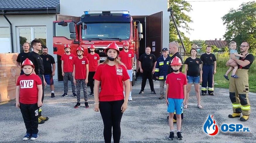 #gaszynchallenge MDP Ruszków Pierwszy OSP Ochotnicza Straż Pożarna
