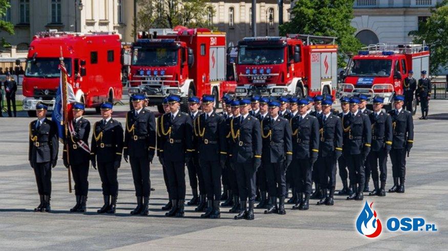 Oglądaj uroczystości z okazji Dnia Strażaka 2021 online [Linki do transmisji] OSP Ochotnicza Straż Pożarna