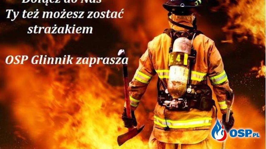 Zaproszenie. OSP Ochotnicza Straż Pożarna