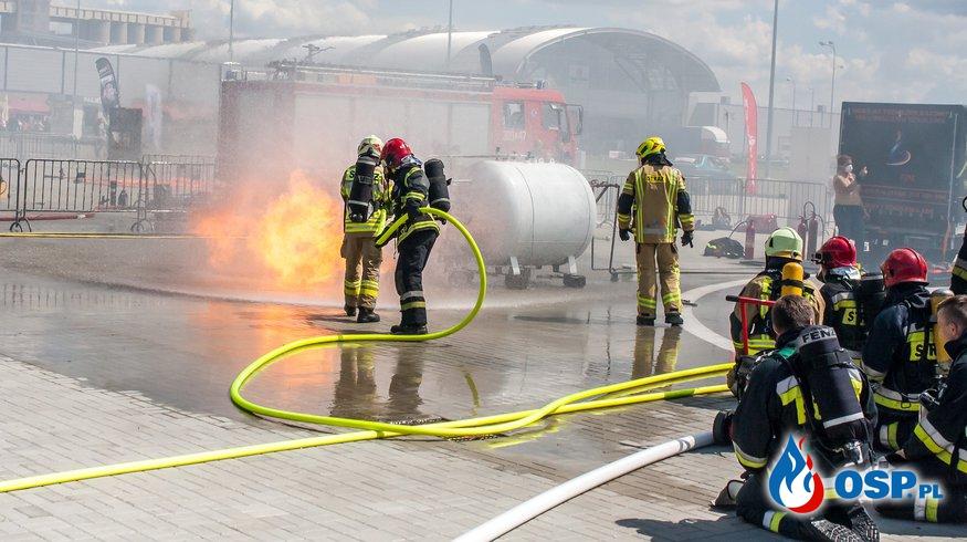 TARGI IFRE EXPO KIELCE 2018 - program, termin, bilety, formularz zgłoszeniowy, parking, szczegóły! OSP Ochotnicza Straż Pożarna