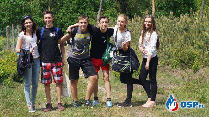 XVII Wielkopolski Rajd Młodzieżowych Drużyn Pożarniczych Śmiełów-Żerków 2016 OSP Ochotnicza Straż Pożarna