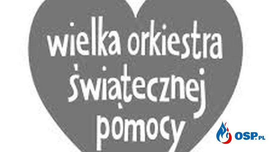 OSP Lubawka Dla Wielkiej Orkiestry Świątecznej Pomocy OSP Ochotnicza Straż Pożarna