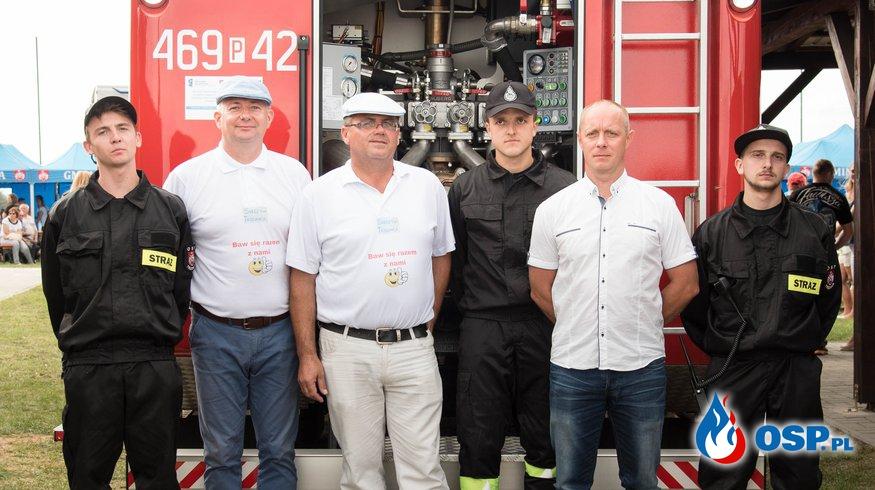 III Biesiada Trzcinicka OSP Ochotnicza Straż Pożarna