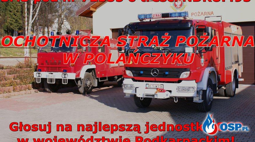 Plebiscyt Strażacy Podkarpacia OSP Ochotnicza Straż Pożarna