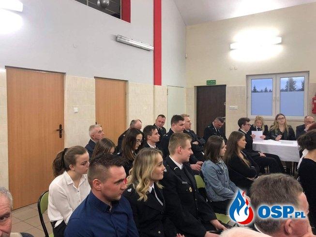 Podsumowanie roku 2019 w OSP Wola Kopcowa OSP Ochotnicza Straż Pożarna