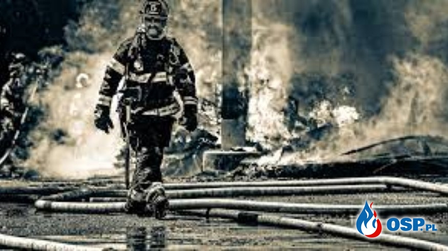 Pomoc Seniorom OSP Ochotnicza Straż Pożarna