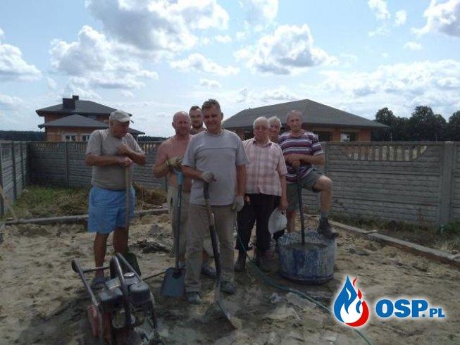 Sąsiedzka pomoc. OSP Ochotnicza Straż Pożarna