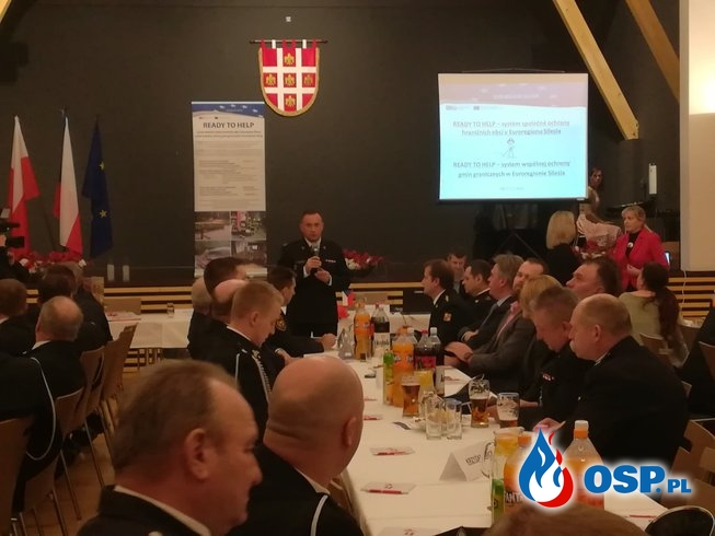 Podsumowanie I etapu programu Ready To Help OSP Ochotnicza Straż Pożarna