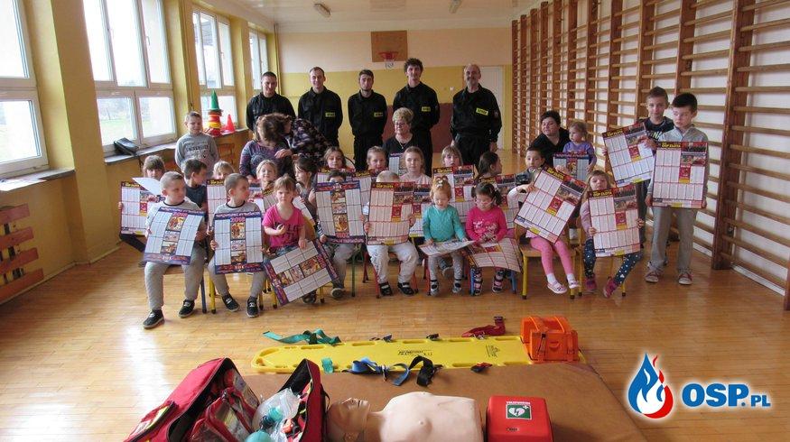 Ratujemy i uczymy ratować OSP Ochotnicza Straż Pożarna
