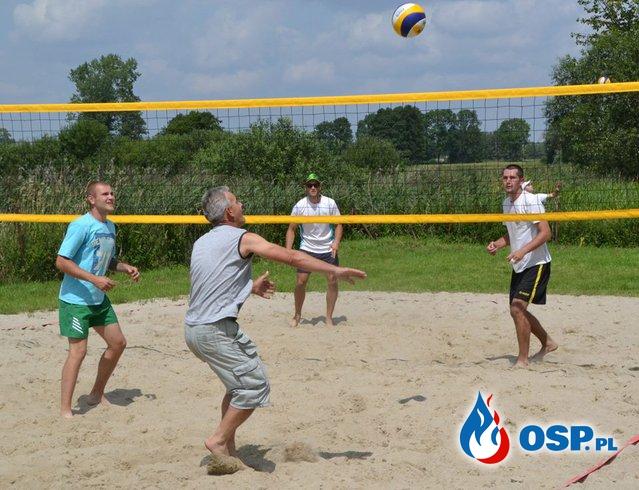 Turniej plazowki OSP Ochotnicza Straż Pożarna