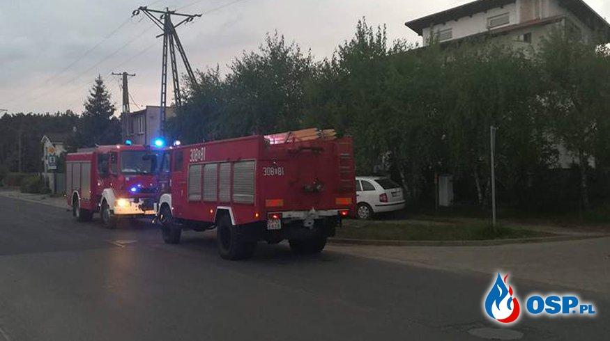 Zdarzenie 34/2018 OSP Ochotnicza Straż Pożarna