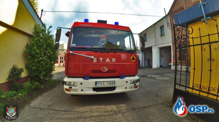 Zabezpieczenie powiatu i wyjazd do zadymienia [48-49/2017] OSP Ochotnicza Straż Pożarna