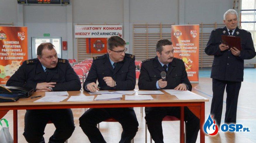 Turniej wiedzy pożarniczej ! OSP Ochotnicza Straż Pożarna