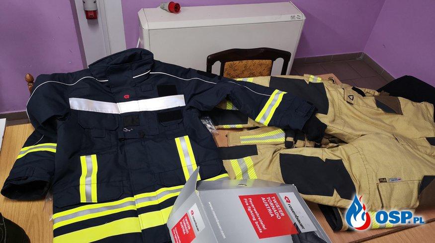 Oj działo się :) OSP Ochotnicza Straż Pożarna