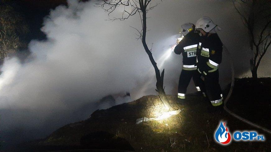 Alarm 28/2019 OSP Ochotnicza Straż Pożarna