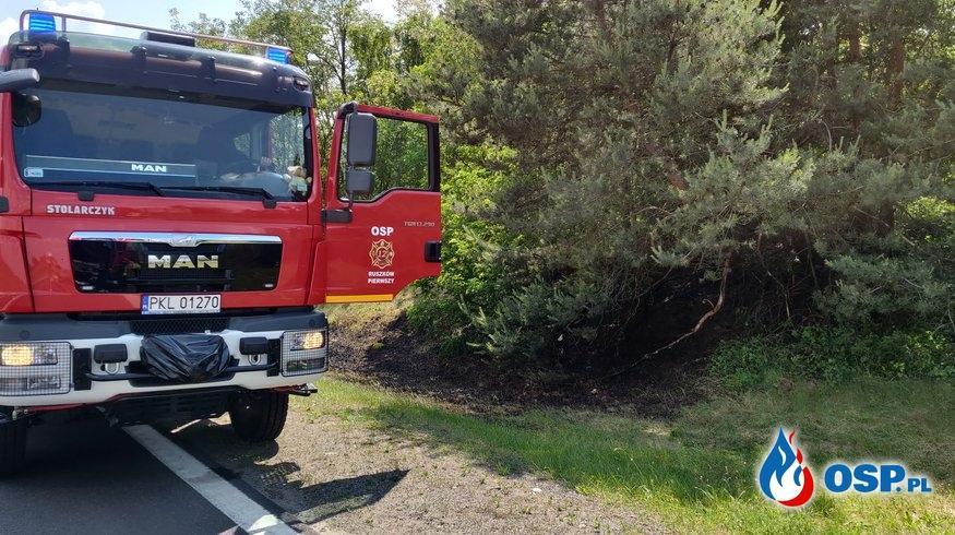 Zdarzenia z ostatnich dni. OSP Ochotnicza Straż Pożarna