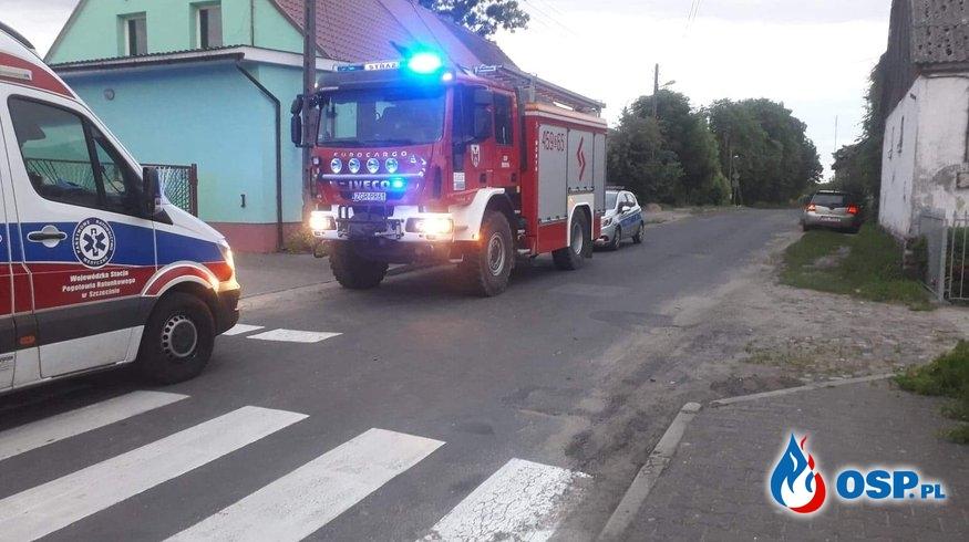 Pomoc dla ZRM OSP Ochotnicza Straż Pożarna