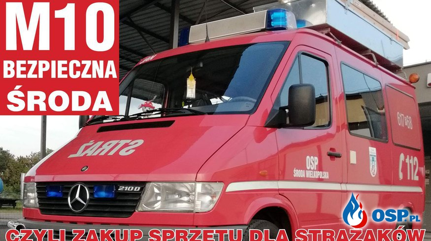 Średzki Budżet Obywatelski: 100 000 zł dla OSP! OSP Ochotnicza Straż Pożarna