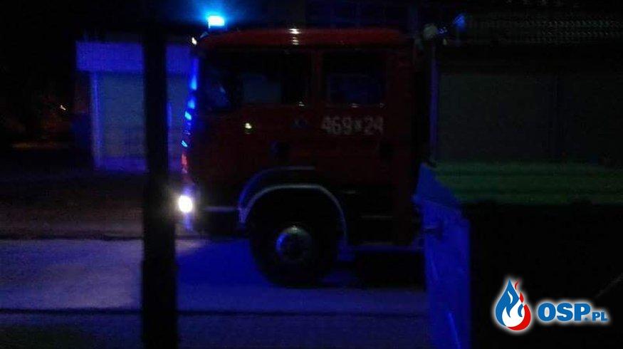 11.02 - TRZY PODPALENIA W GODZINĘ OSP Ochotnicza Straż Pożarna