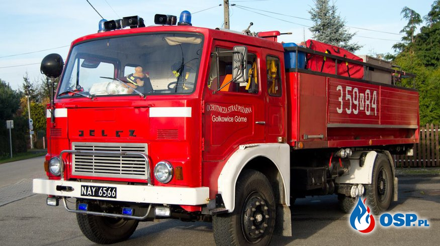 Unieważnienie postępowania przetargowego OSP Ochotnicza Straż Pożarna