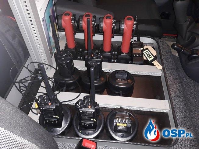 Nowy wóz ratowniczo-gaśniczy w OSP Dobra OSP Ochotnicza Straż Pożarna