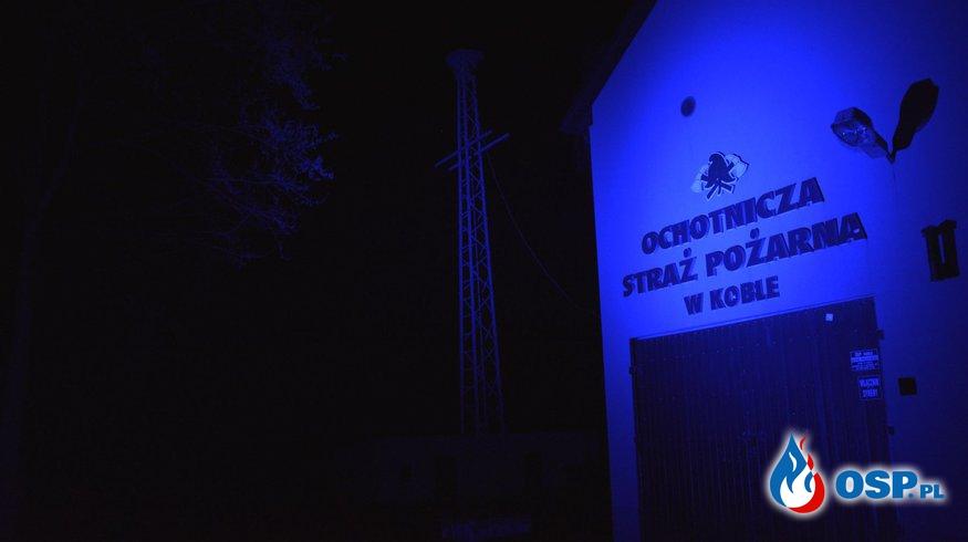 Polska Na Niebiesko – Światowy Dzień Świadomości Autyzmu OSP Ochotnicza Straż Pożarna