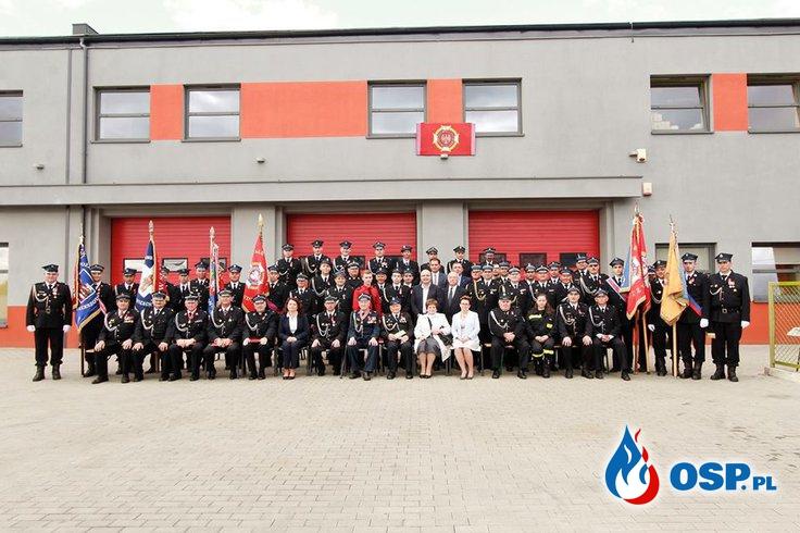 70-cio lecie jednostki oraz wręczenie nowego sztandaru OSP Ochotnicza Straż Pożarna