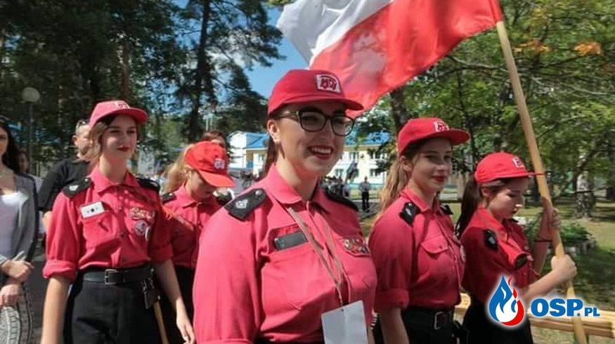 XV Międzynarodowy Zlot Młodzieży Pożarniczej OSP Ochotnicza Straż Pożarna