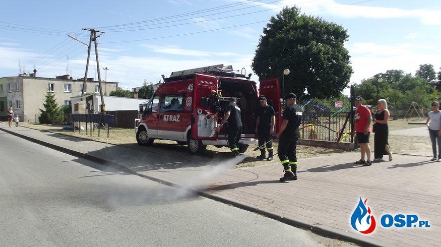 7 lipca - Festyn w Lubiczu OSP Ochotnicza Straż Pożarna