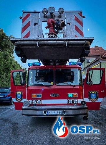 Amerykański wóz bojowy trafił do druhów z Czernichowa. To E-One Hurricane. OSP Ochotnicza Straż Pożarna