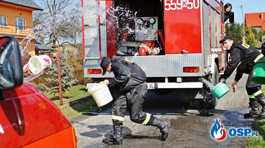 Lany Poniedziałek w OSP Izdebnik :) OSP Ochotnicza Straż Pożarna