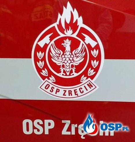 Zebranie sprawozdawczo-wyborcze OSP Ochotnicza Straż Pożarna