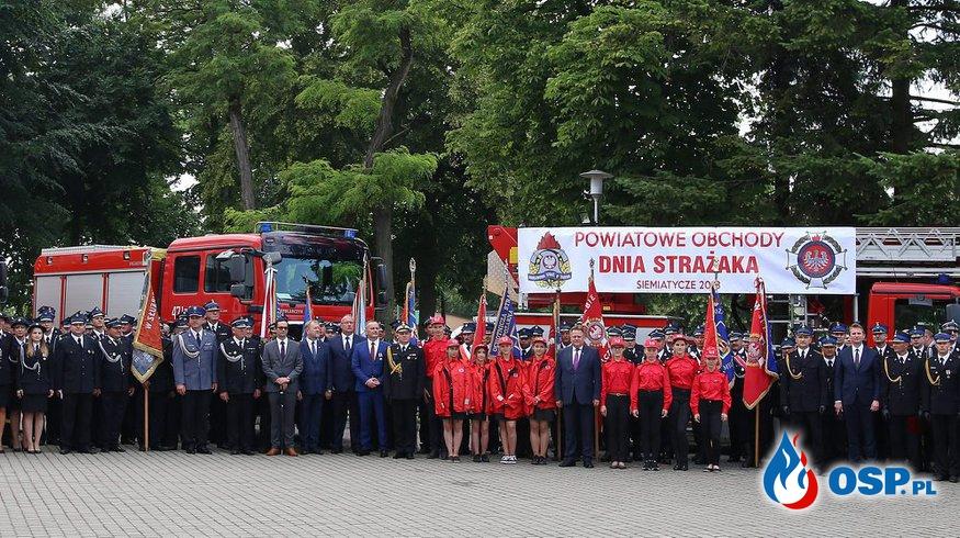 Powiatowy Dzień Strażaka OSP Ochotnicza Straż Pożarna