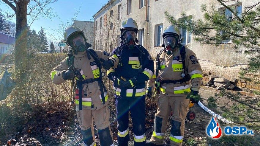 Warsztaty Mieszkaniówka 2020 OSP Ochotnicza Straż Pożarna