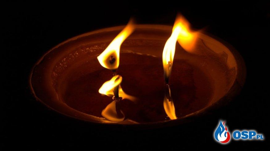 Pamiętamy o naszych zmarłych druhnach i druhach. OSP Ochotnicza Straż Pożarna