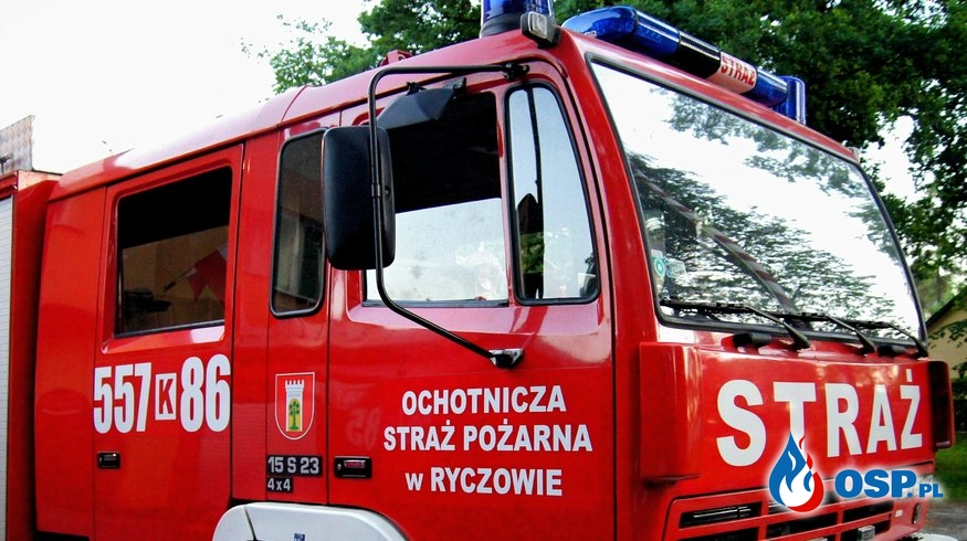 Poszukiwania osoby zaginionej - Spytkowice OSP Ochotnicza Straż Pożarna